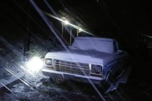 Caen las primeras nevadas en municipios de Durango