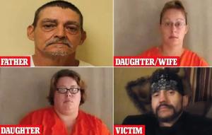 Incestuoso padre asesinó al novio de su hija, después se casó con ella