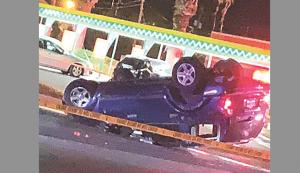 Choca y en su huída mata a un conductor