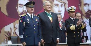 Ejército refrenda  lealtad a AMLO