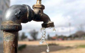 Suspenden servicio de agua al sur-poniente de Nuevo Laredo
