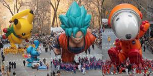 VIDEO: Así se vivió el tradicional desfile de Acción de Gracias de Macy's