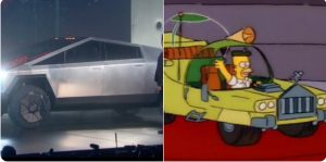 MEMES: Internautas se burlan del diseño de Cybertruck, la nueva 'camioneta del futuro' de Elon Musk