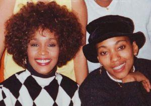 Revelan que Whitney tuvo romance con una mujer