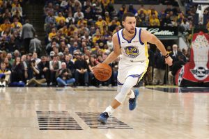 Una lesión de Stephen Curry que fracturó a los Golden State Warriors