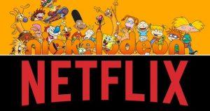 Nickelodeon llega a Netflix con series y películas nuevas