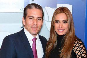 Galilea Montijo y Fernando Reina están a un paso del divorcio