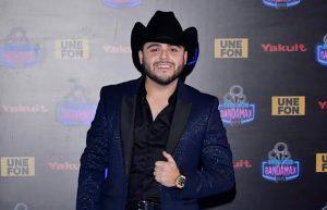 Gerardo Ortiz no descarta demandar a quienes cancelaron su concierto en Guadalajara