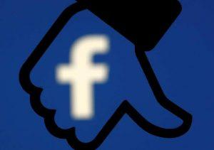 ¿Facebook caído? Sí, hay una interrupción masiva