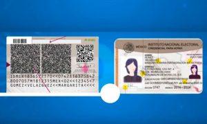 Credencial del INE se renueva; tendrá código QR a partir de diciembre