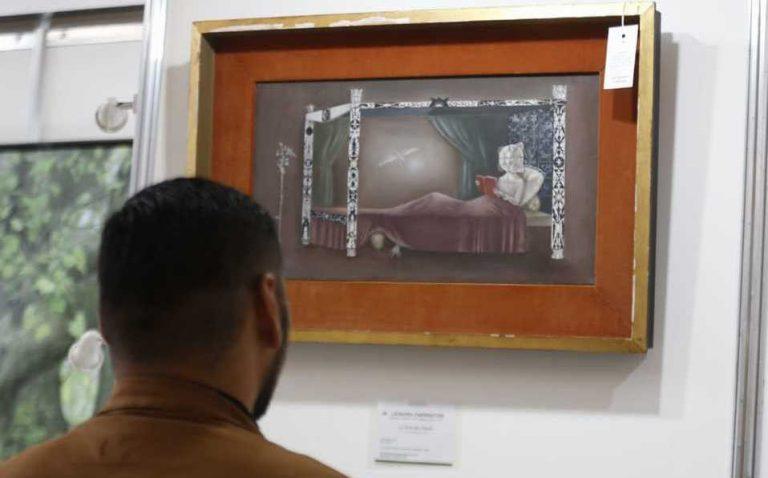 Pintura de Leonora Carrington duplica su precio en subasta hasta 10 mdp