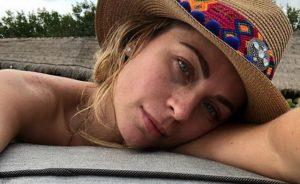 Ludwika Paleta enseña de más en mini bikini impactando a seguidores