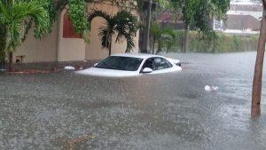 Mazatlán amanece bajo el agua