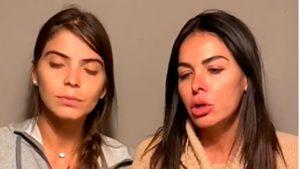 VIDEO: Esmeralda Ugalde y Vanessa Arias relatan secuestro de Alejandro Sandí