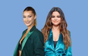 Selena Gomezhace las paces con Bella Hadid después de haber salido con su ex
