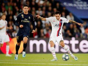 Con todo su arsenal y peleando la cima, PSG visita al Madrid en la fecha 5 de la Champions League