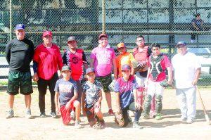 Selección infantil y juvenil de la liga Riberas del Bravo, se alista para internacional de beisbol