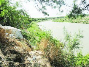 Agua de arroyos, muy contaminada