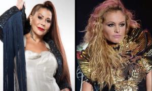 Alejandra Guzmán prepara gira junto a Paulina Rubio