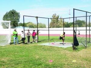 Usan el deporte para integrar a estudiantes