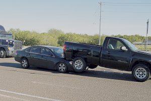 Chocan 4 vehículos y dejan varios heridos