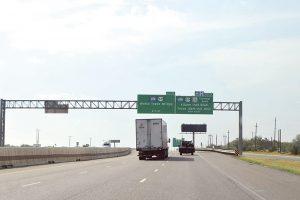 Buscan agilizar tráfico en Texas