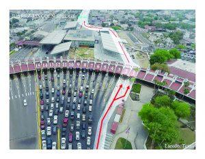 Recuerda CBP medidas para agilizar el tráfico