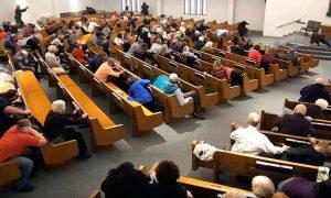 Difunden video del momento del tiroteo en iglesia de Texas