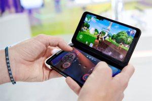 Llego el LG G8X ThinQ con una segunda pantalla que se transforma en control para juegos móviles