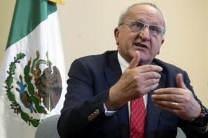 Rechaza México agregados laborales en Embajada de EU
