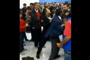 VIDEO: Exhiben a #LordInterjet en Aeropuerto de Ciudad de México