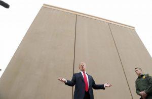 Congreso de EU destinará en 2020 mil 375 mdd para muro fronterizo