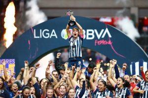 Rayadas, Campeonas del Apertura 2019 de Liga Femenil MX