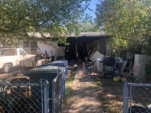 Identifican a hombre que murió en incendio de Laredo