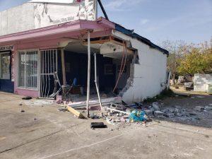 Ebrio atropella y mata a vendedor en Laredo