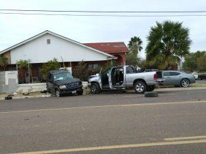 Muere adulto mayor en accidente en Laredo