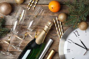 Rituales, ritos y tradiciones de Año Nuevo