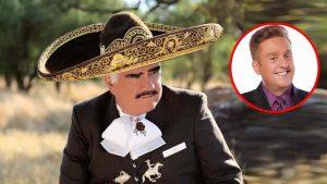 Don Vicente Fernández explota y amenaza con cachetear a Daniel Bisogno
