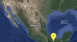 Se registra sismo magnitud 5.1 en Veracruz