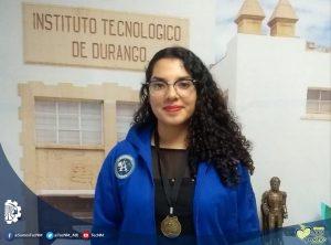 Estudiante mexicana va a programa internacional de la NASA