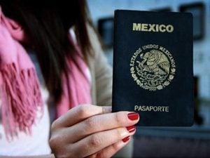 Cierran la oficina de pasaportes