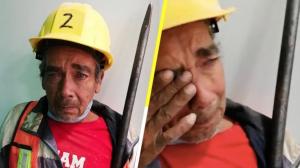 VIDEO: Don Beto fue estafado por un compañero de trabajo pero las redes lo ayudaron