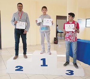 Tras avanzar al mundial de ajedrez, Christian Bojórquez busca cerrar el año poniendo en 'jaque'