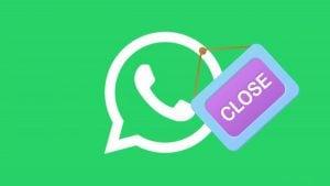 A partir de mañana WhatsApp comenzará a suspender cuentas