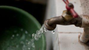 Sin agua colonias del poniente y centro de Nuevo Laredo