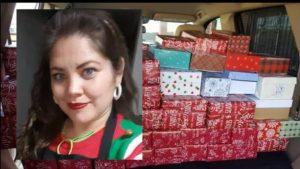 Detienen en Matamoros a mujer de EU que llevaba regalos a niños migrantes