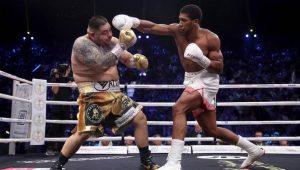 Anthony Joshua es el nuevo campeón mundial unificado de box tras vencer a Andy Ruiz