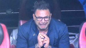 VIDEO: Mohamed llora al salir campeón con Rayados, le cumple a su hijo fallecido