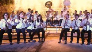 Roban instrumentos musicales a banda de comunidad en Oaxaca