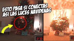 Por decoración navideña en 20 segundos podría perder usted su casa